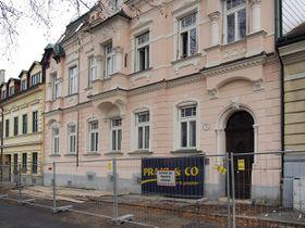 Weinzingergasse 5 Wien Baugeschichte